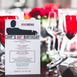 60TH MAD MEN THEMED BIRTHDAY | The Cultivated Collector in New Canaan, CT