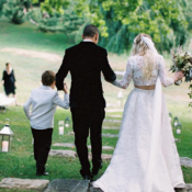 EVAN & ASHLEE'S WEDDING | in collaboration with Mindy Weiss, Private Estate