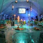WINTER INTO SPRING THEMED BAR MITZVAH | Old Oaks Country Club in Westchester, NY