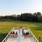 AUTUMN WEDDING REHEARSAL DINNER | at Orchard Farms