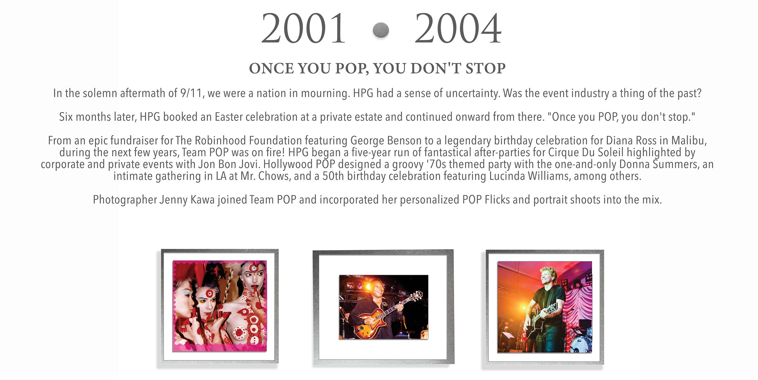 Hollywood Pop History